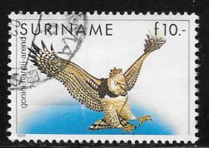 Suriname 729 used 2013 SCV $11.50 see description