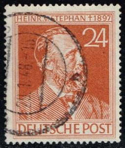 Germany #578 Heinrich von Stephan; Used (1.50)