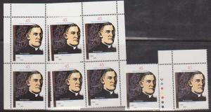 Canada  #1637 Mint (10) VF-NH Inc. Blocks - 1997 Musicologist Abbe Chls Gadbois