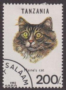 Tanzania 967G Maine Cat 1992