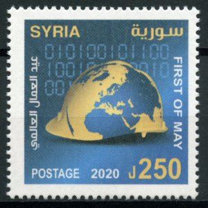 Syria Stamps 2020 MNH Labour Labor Day First of May 1v Set