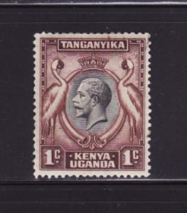Kenya, Uganda, Tanzania 46 MHR King George V (A)