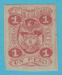 BOLIVIA 49  MINT HINGED  OG * NO FAULTS VERY FINE !