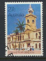 Australia SG 851 Used PO Bureau Cancel