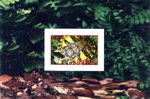 LIBERIA SHEET IMPERF TURTLES REPTILS