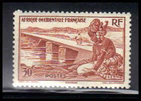 French West Africa Very Fine MNH ZA4915