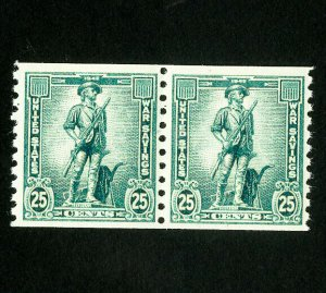 US Stamps # WS13 XF Pair OG NH