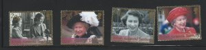 British Antarctic Territory mnh S.C.#  307 - 310