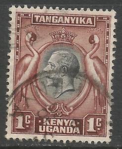 KENYA, UGANDA & TANZANIA 46 VFU V028-1