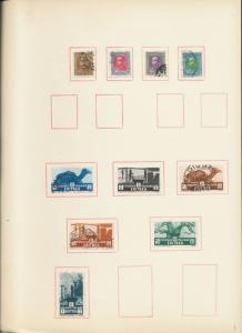 ITALY & Eritrea Used Incl.1930s Accumulation 55+Items (Au14070