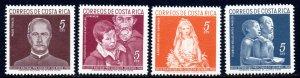 COSTA RICA RA7-10 MNH SCV $2.00 BIN $1.30 RELIGION