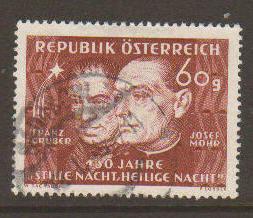 Austria #558 Used