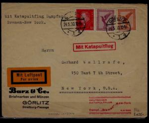 Germany Catapult cover 24.5.30 Gorlitz