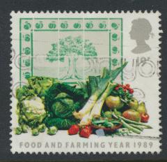 Great Britain SG 1428  Used   - Food & Farming