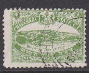 India Charkhari Sc#31 Used