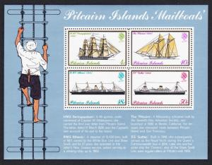 Pitcairn Mailboats MS SG#MS161 SC#150a