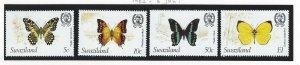 Swaziland  mnh sc. 399 - 402