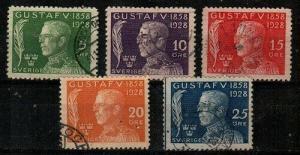 Sweden Scott B32-6 Used (Catalog Value $22.00)