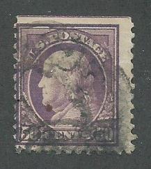 1914 United States Used Scott Catalog Number 421