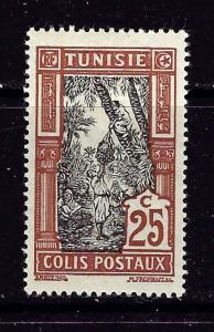 Tunisia Q14 hinged 1926 issue