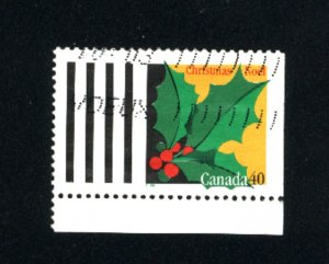 Canada #1588   -3  used VF 1995  PD