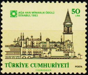 Turkey. 1983 50L S.G.2829 Unmounted Mint