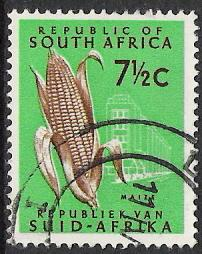 South Africa #335 Corn Used
