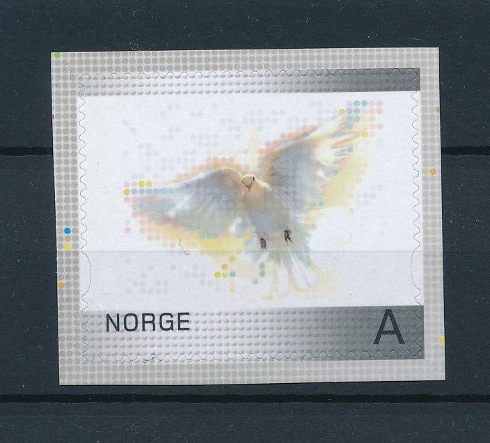 [38101] Norway 2006 Birds Vögel Oiseaux Ucelli  Dove Self Adhesive MNH