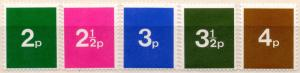 (I.B) Cinderella Collection : Post Office Training School Stamps