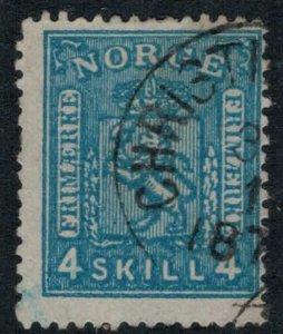 Norway #14  CV $15.00