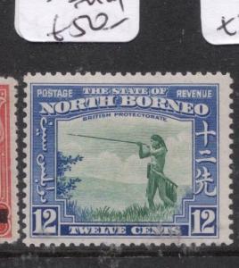 North Borneo SG 310 MOG (2dkh)