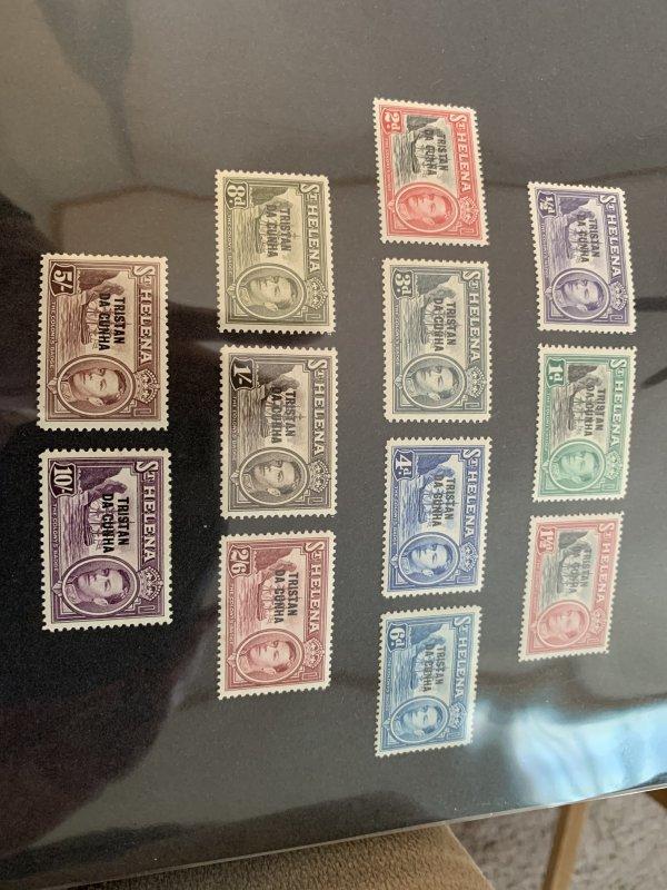 Tristan da Cunha 1-12 LH