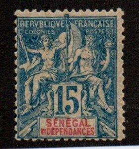 Senegal 42 Mint Hinged