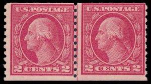 U.S. WASH-FRANK. ISSUES 455  Mint (ID # 87720)