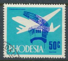 Rhodesia   SG 450  SC# 291  Used  defintive 1970  see details