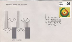 INDF230) FDC India 1976, Industries