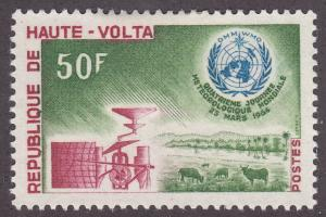 Burkina Faso 130 World Meteorological Day 1964