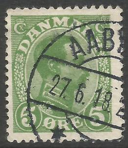 DENMARK 97 VFU 1060D-3