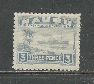 Nauru # 22a Unused HR
