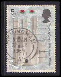Great Britain Used Fine ZA5852
