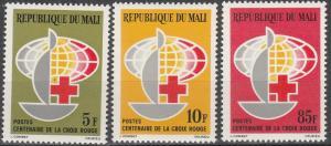 Mali #52-4 MNH  (K809)