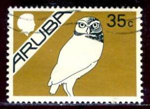 Aruba 1986; Sc. # 6; O/Used Single Stamp