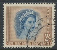 Rhodesia & Nyasaland SG 11 Sc# 151  Used  please see details