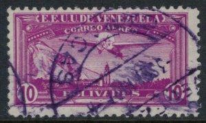 Venezuela #C62  CV $15.00