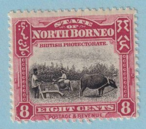 NORTH BORNEO 173 MINT HINGED  OG *  NO FAULTS EXTRA FINE !