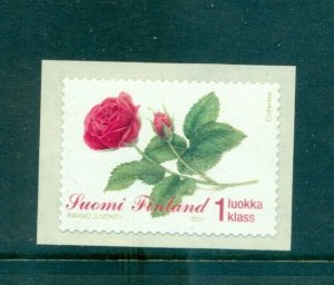 Finland - Sc# 1208. 2004 Roses, Flowers. MNH. $2.50.