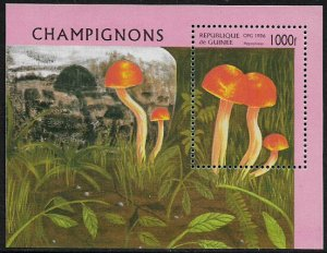 Guinea #1353 MNH S/Sheet - Mushrooms