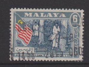 Federation of Malaya Sc#80 Used