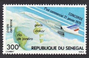 Senegal Scott C143 VF mint no gum.