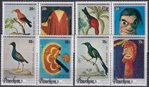 Penrhyn Island #93-6  MNH CV $8.05  (Z6711)